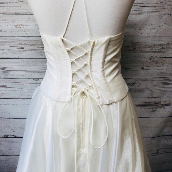 Lenovia Dresses Halloween Diy Bride Of Frankenstein Wedding Dress